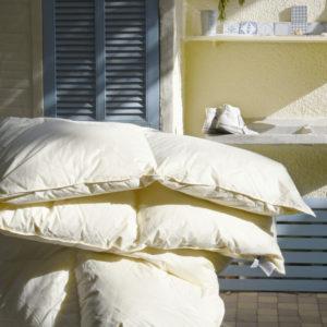 couette caresse toutes saisons 90 duvet de canard neuf. Black Bedroom Furniture Sets. Home Design Ideas